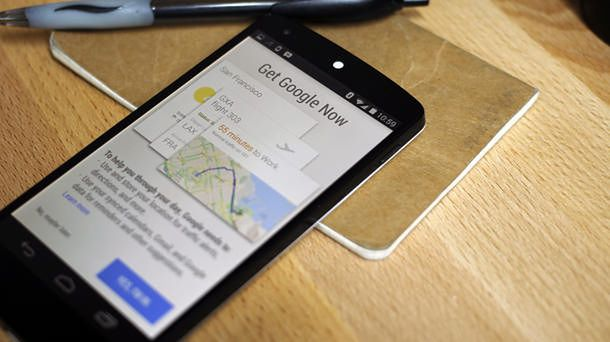 Google Now Launcher oficjalnie dostępny dla serii Nexus i Google Play Edition