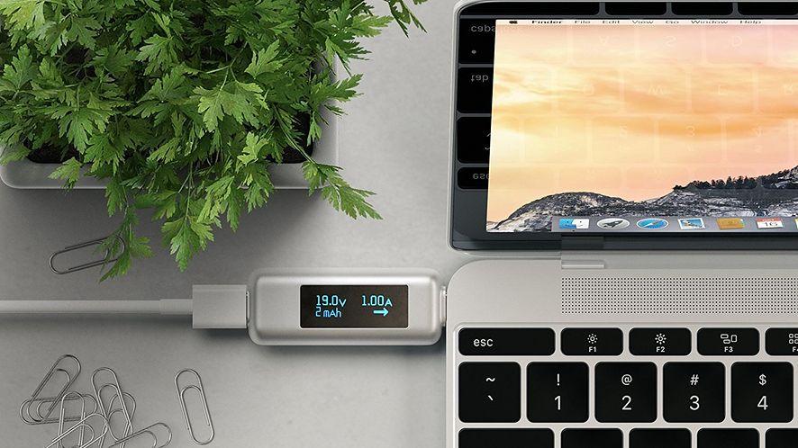 Niedrogi miernik Satechi uchroni przed uszkodzeniem sprzętu z USB Type-C
