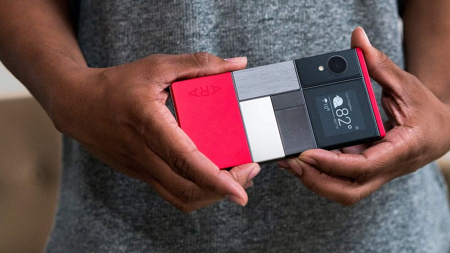 Smartfon niczym pecet. Modularna Google Ara na rynku już za rok #io16