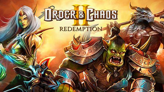 Order & Chaos 2: Redemption chce być największym MMORPG na urządzenia mobilne