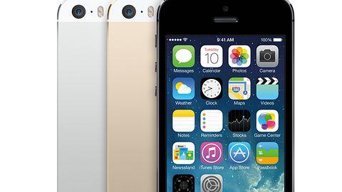 Apple prezentuje taniego iPhone 5C i złotego 5S