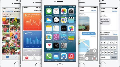WWDC: Apple prezentuje iOS 8, aplikacja Health Care jednak jest prawdziwa