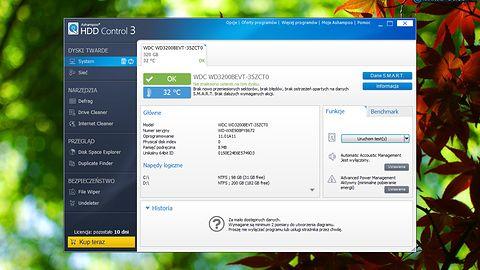 Nowy Ashampoo HDD Control przyśpieszy dysk jeszcze bardziej (aktualizacja)
