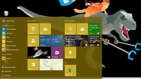 Microsoft rezygnuje z synchronizacji ekranu startowego i aplikacji w Windows 10