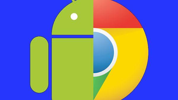 Wystarczy jedno dotknięcie, by aplikacje z Androida ruszyły na Google Chrome