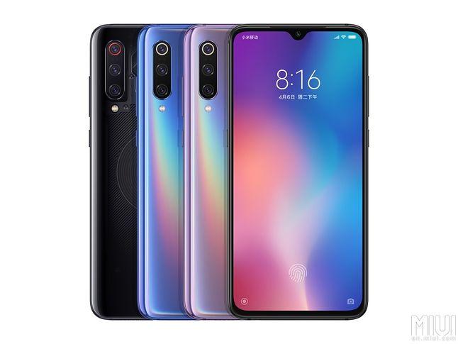 Xiaomi Mi 9 SE, źródło: blog mi.com.