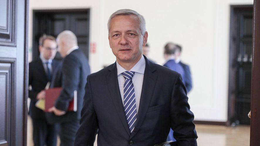 Marek Zagórski, minister cyfryzacji, zapowiada ochronę Polaków