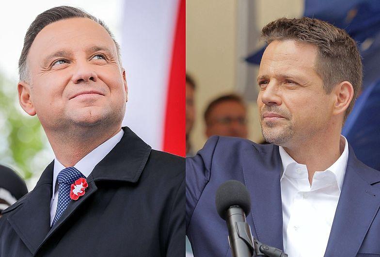 Sondaż prezydencki. Kto wygra w drugiej turze wyborów?