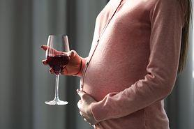 Picie alkoholu w czasie ciąży