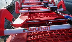 19 listopada Auchan otwiera pierwszy sklep na stacji benzynowej. (Photo by Thierry Thorel/NurPhoto via Getty Images)