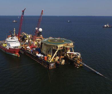 """Rosjanie oskarżają. """"Prowokacje podczas budowy na Bałtyku"""""""