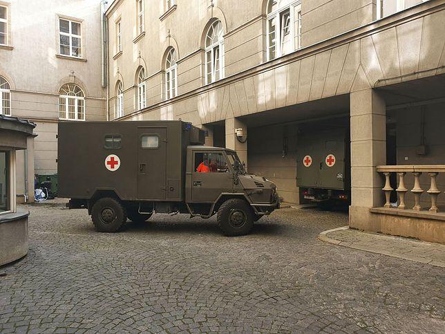 Koronawirus na Śląsku. Liczba zakażonych stale rośnie. Zebrał się sztab kryzysowy
