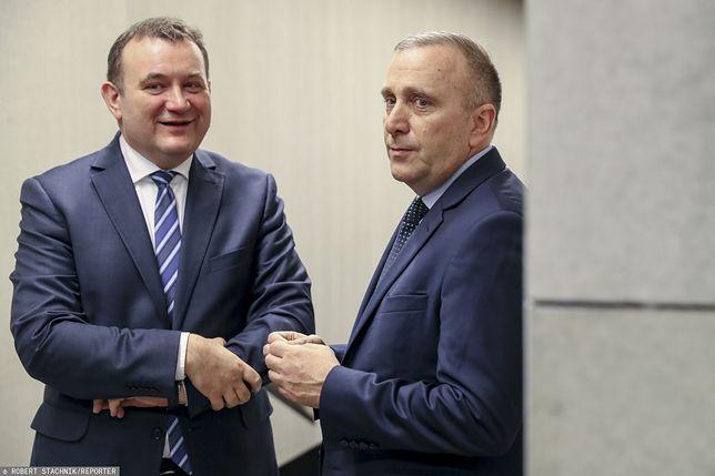 """Tajne spotkanie ważnych polityków Platformy Obywatelskiej. """"Chcą usunąć Grzegorza Schetynę"""""""