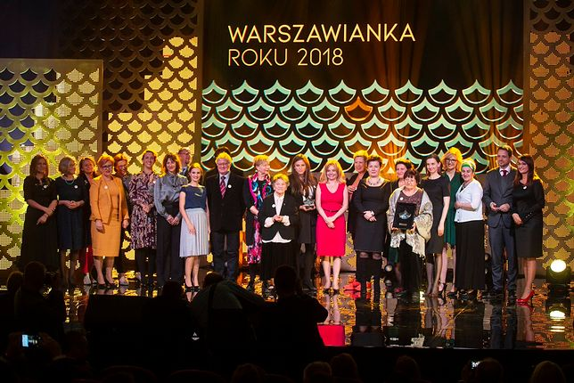 Warszawianka Roku 2018