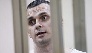 Ołeh Sencow kona w więzieniu. Putin pozostaje głuchy na apele o jego uwolnienie
