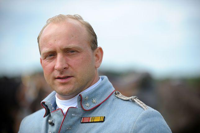 Borys Szyc wcieli się w rolę Piłsudskiego. Jesteśmy ciekawi jak wypadnie.