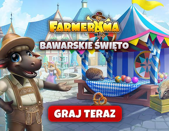 Bawarskie Święto powraca do Farmeramy!