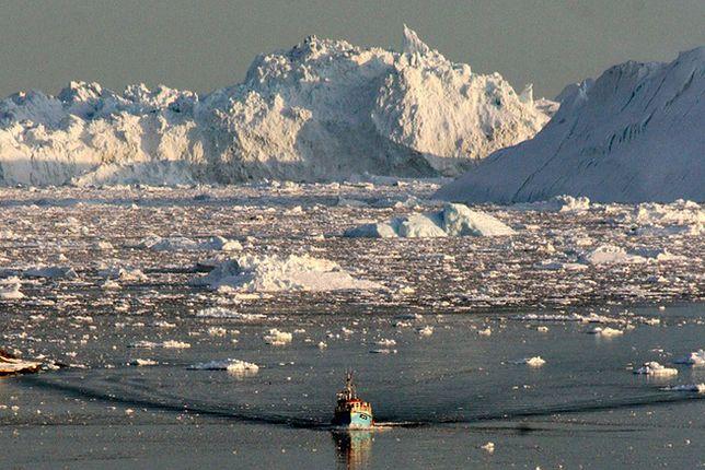 Chiński interes na Arktyce. Topniejące lody zbliżyły Państwo Środka i Islandię