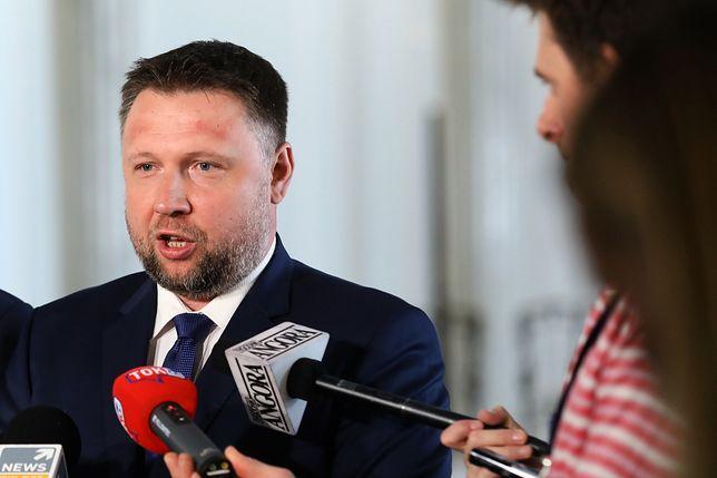 Marcin Kierwiński twierdzi, że ostatnio spędza czas na rozmowach z wyborcami
