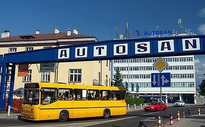 Fabryka Autosan wystawiona na sprzedaż