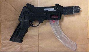 Przestępcy posługują się bronią wydrukowaną przy pomocy drukarki 3D