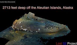 Okręt podwodny z czasów II wojny światowej odnaleziony.