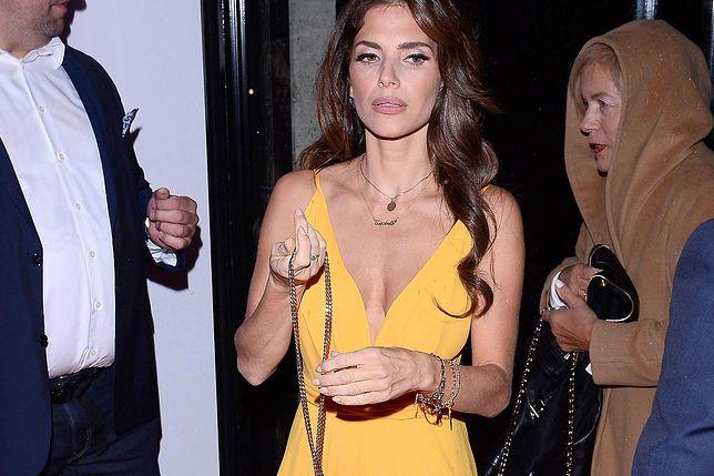 Weronika Rosati zna największe gwiazdy show-biznesu
