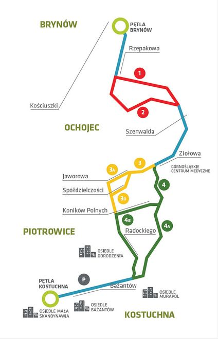 Nowa linia tramwajowa na Śląsku. Możesz pomóc ustalić jej trasę