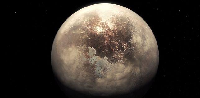 Na nowo odkrytej planecie panuje podobna do naszej temperatura