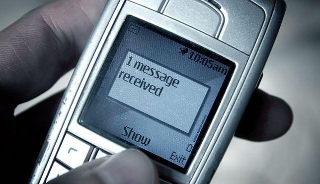 Uwaga na fałszywe SMS-y