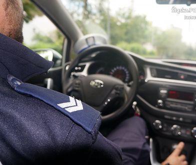 Jastrzębie-Zdrój. Chcieli pomóc kierowcy przy awarii pojazdu. A tu niespodziewane odkrycie