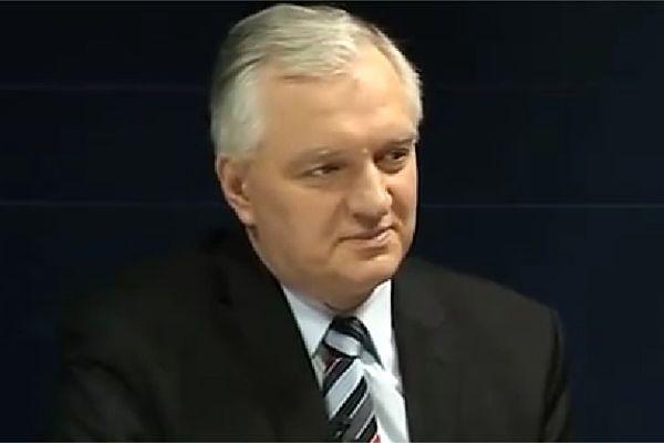 Jarosław Gowin: zero tolerancji, będziemy karali szybko i dotkliwie