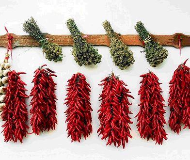 Suszenie - naturalny sposób konserwacji żywności