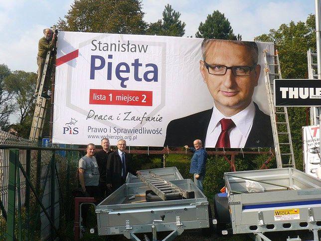 Stanisław Pięta może wystartować w wyborach w 2019 r.