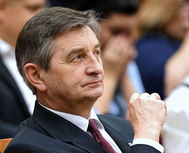 Marek Kuchciński z PiS