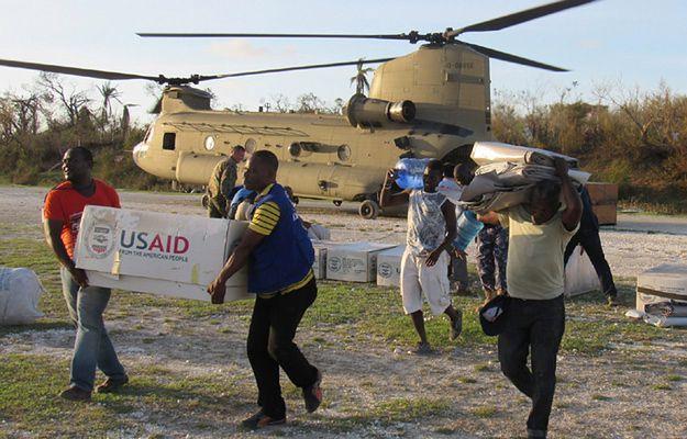 Do 877 wzrósł bilans ofiar huraganu Matthew na Haiti; żywioł powoli słabnie