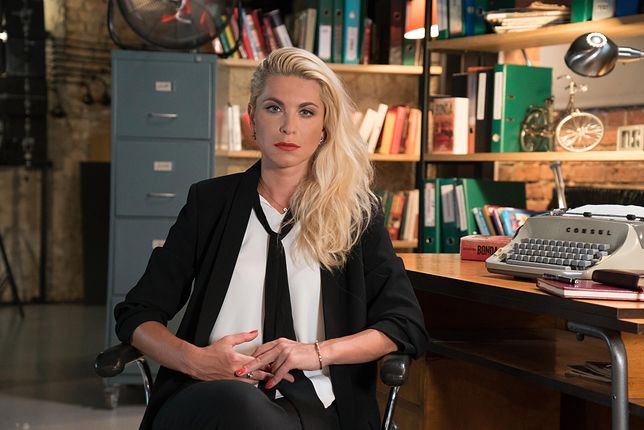 Katarzyna Bonda wyprzedziła Olgę Tokarczuk