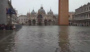 Powódź w Wenecji. Wiele zabytków w niebezpieczeństwie