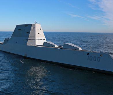 USS Lyndon B. Johnson to trzeci okręt typu Zumwalt