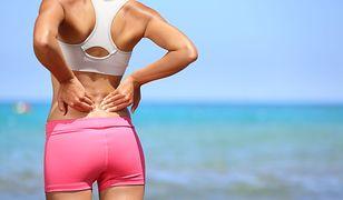 Ćwiczenia na kręgosłup pozwolą wyeliminować ból.