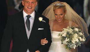 Wnuczka królowej brytyjskiej Elżbiety II, Zara Phillips, i jej mąż Mike Tindall będą mieli dziecko