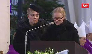 Antonina Adamowicz żegna ojca