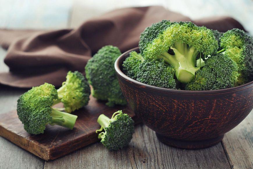 Brokuły oczyszczają trzustkę