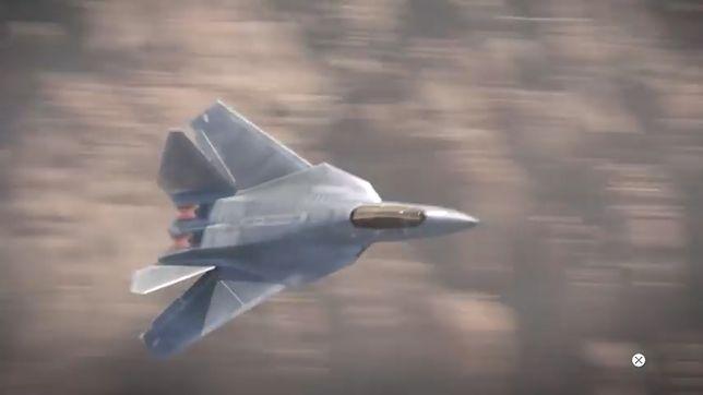 F-52 to najbardziej zaawansowana broń... w grze komputerowej