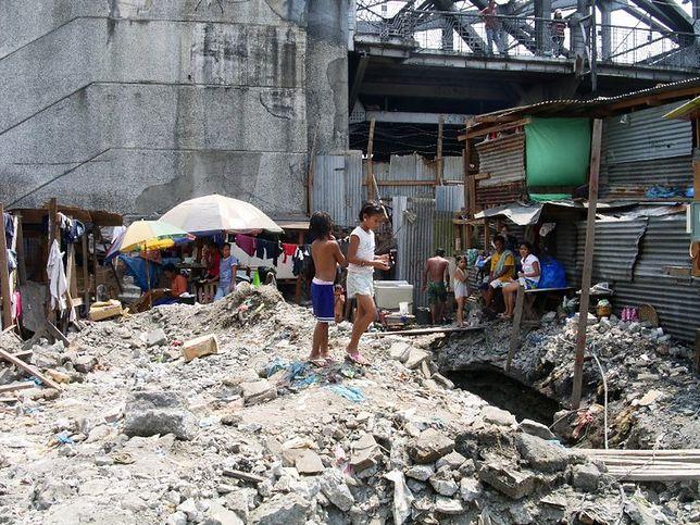 Największe slumsy świata - Manila, Filipiny
