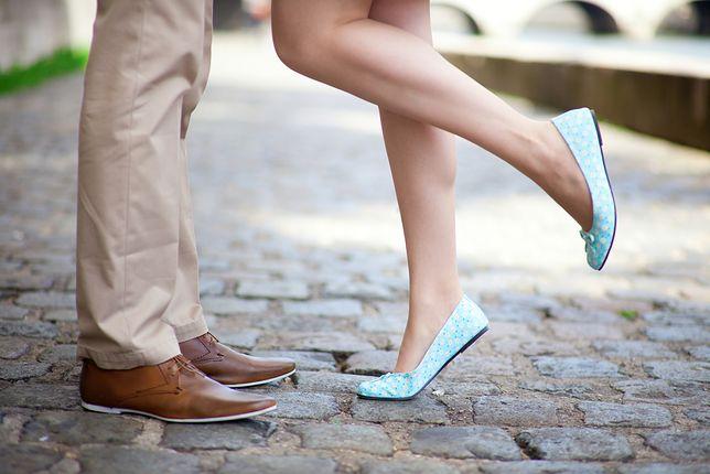 Płaskie i wygodne buty to idealny wybór na wiosnę
