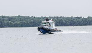 Po pięciu dniach poszukiwań na jeziorze Kisajno odnaleziono ciało Piotra Woźniaka-Staraka