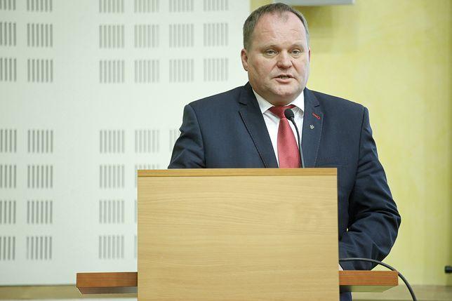 Mieczysław Baszko opuścił szeregi PSL