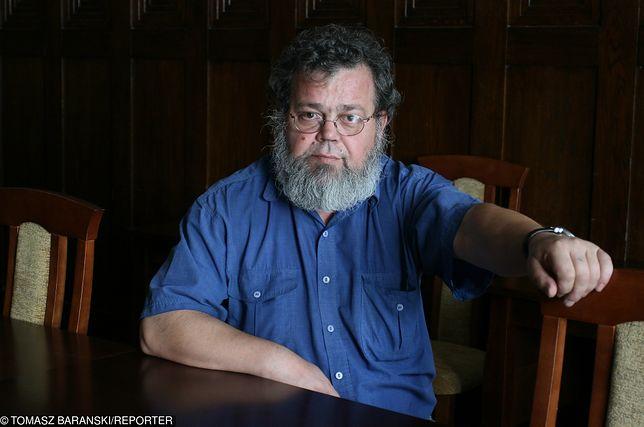 Prof. UMK Aleksander Nalaskowski w ostrych słowach skrytykował działania LGBT