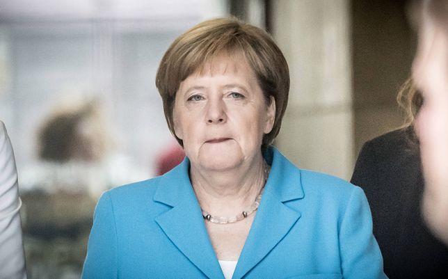 Angela Merkel skomentowała list w sprawie odesłania migrantów do innych państw